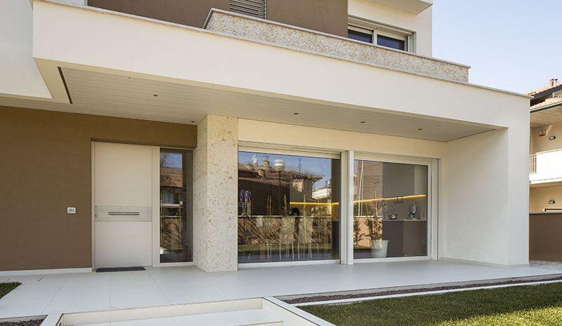 Porte finestre scorrevoli sch co vendita prezzi rimini artinfissi2 - Altezza porta finestra ...