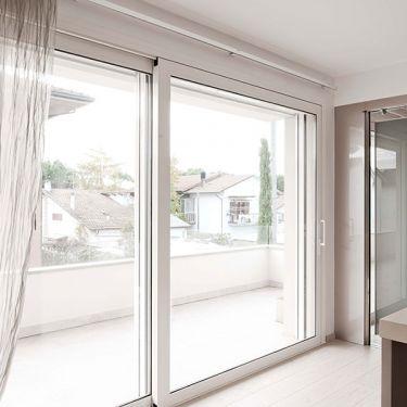 Porte finestre Scorrevoli SCHÜCO vendita prezzi Rimini | Artinfissi2